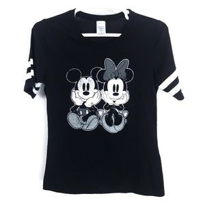 Disney Mickey & Minnie Graphic T-Shirt Size XL